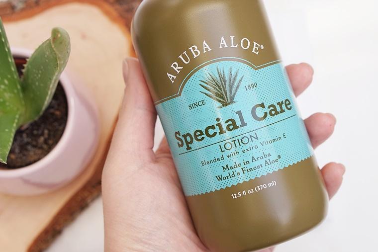 aruba aloe special care lotion