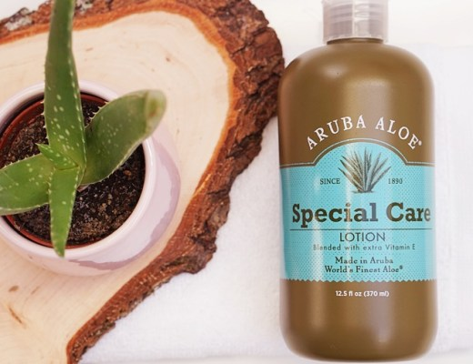 aruba aloe special care lotion