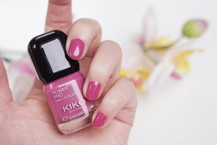 kiko power pro nagellak 3 - KIKO Power Pro nagellak