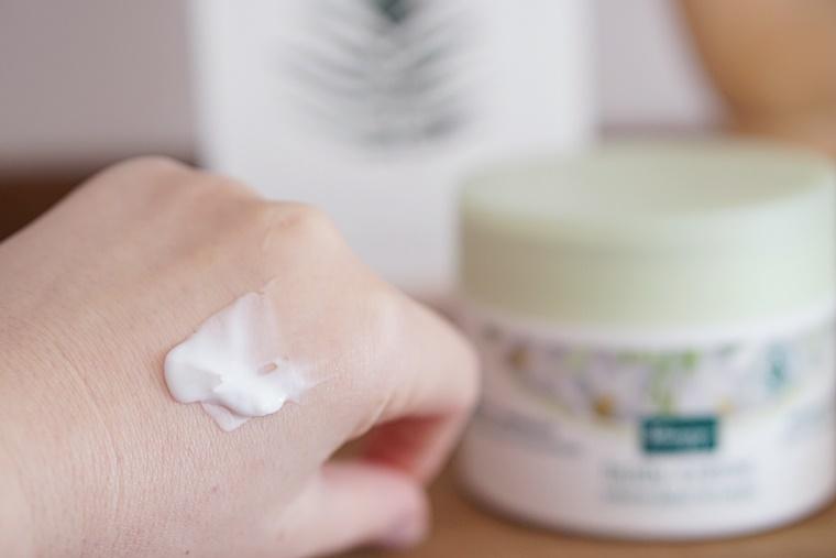 Kneipp body crème review