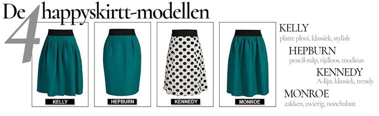 plussize midi skirt 4 - Plussize Fashion | De midi skirt
