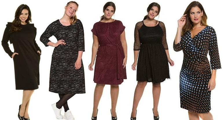 ulla popken - Plussize Fashion | 19 x comfortabele feestjurkjes