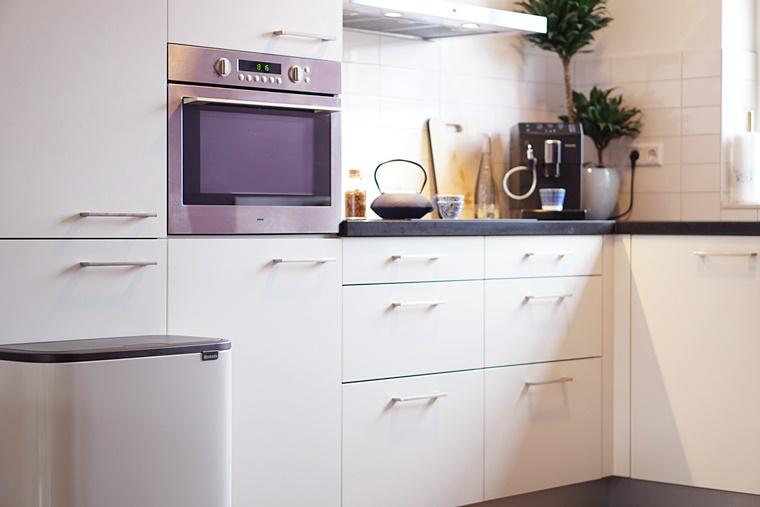 brabantia bo touch bin 4 - Huis & Interieur | Brabantia Bo Touch Bin!