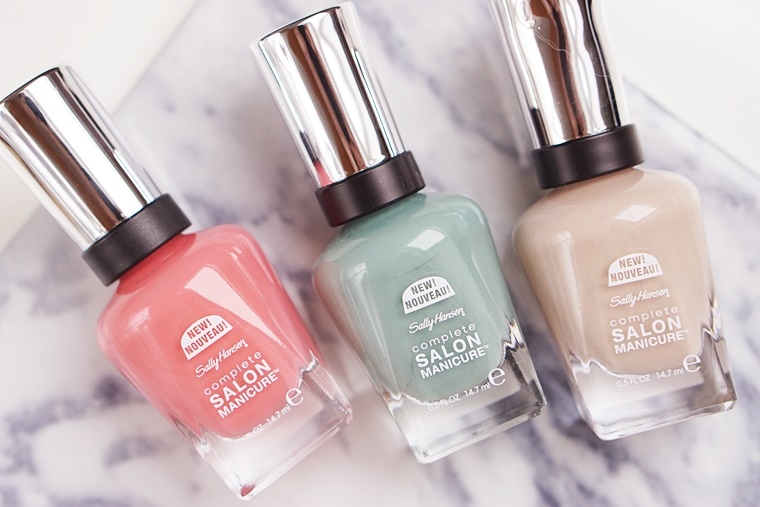 sally hansen streetstyle collection