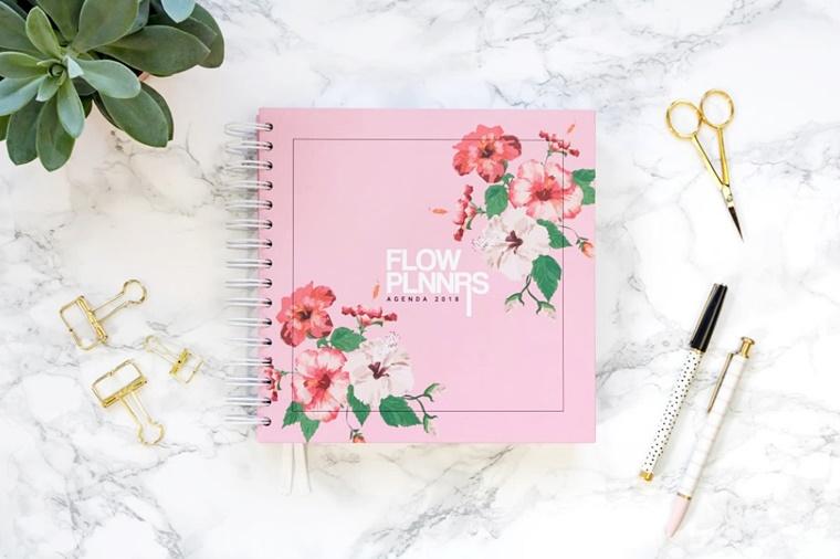 flow planners agenda 2018 1 - Girlboss | Marloes de Jong van Flow Planners
