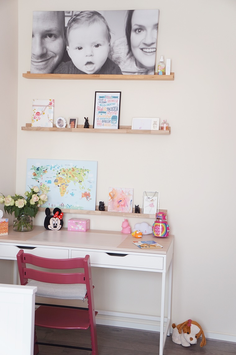 kinderkamer make-over inspiratie