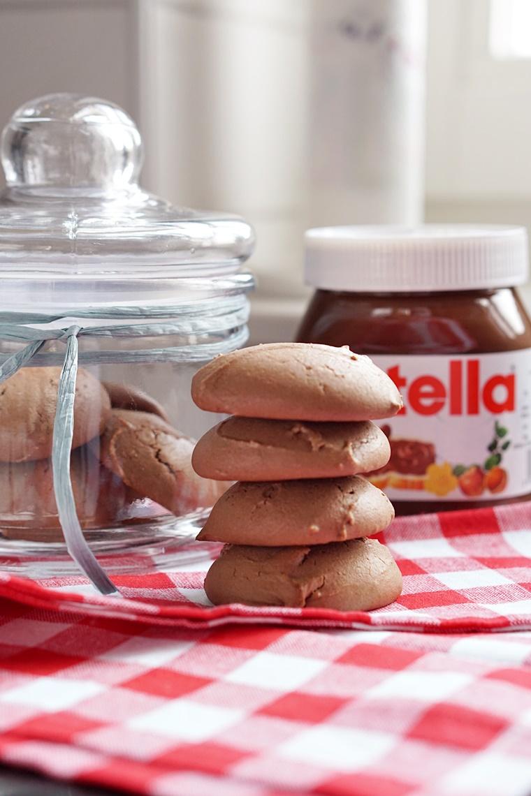 nutella koekje recept 1 - The Cookie Bakery | Nutella koekjes recept