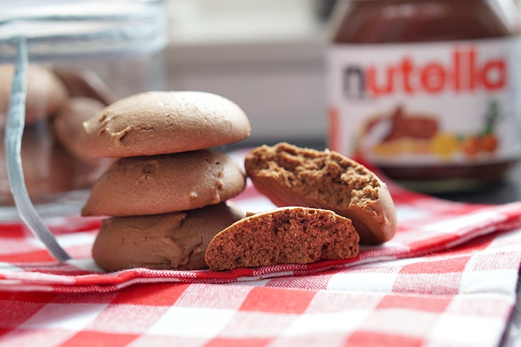 nutella koekje recept 3 - The Cookie Bakery | Nutella koekjes recept