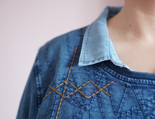 outfit of the day denim