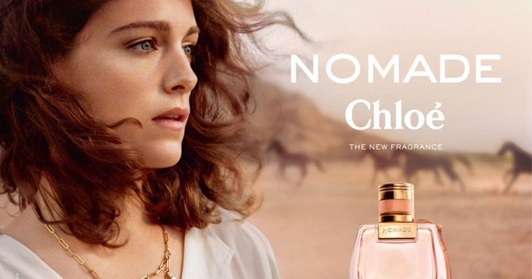 luxe parfums Chloé Nomade