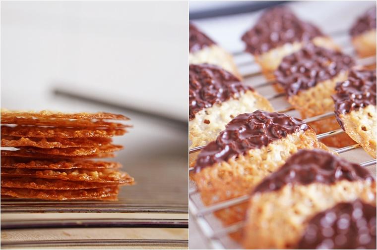 chocolade kletskoppen recept