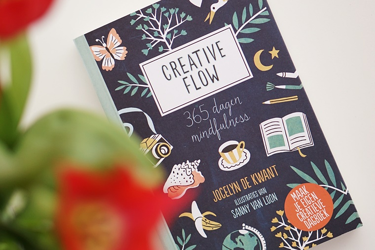 creative flow 365 dagen mindfulness boek 1 - Creative Flow | 365 dagen mindfulness