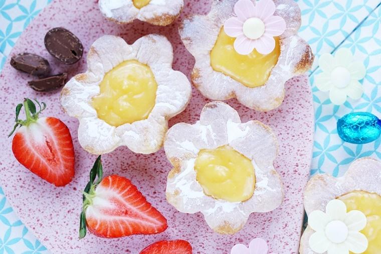 lemon curd recept Pasen