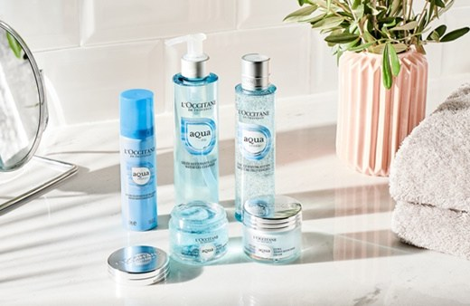 L'Occitane Aqua Réotier review