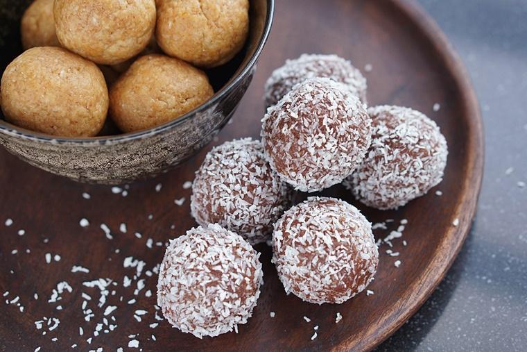 protein balls recept