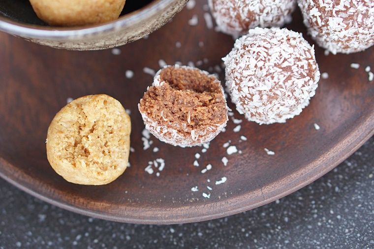 protein balls recept 5 - The Cookie Bakery | Protein balls
