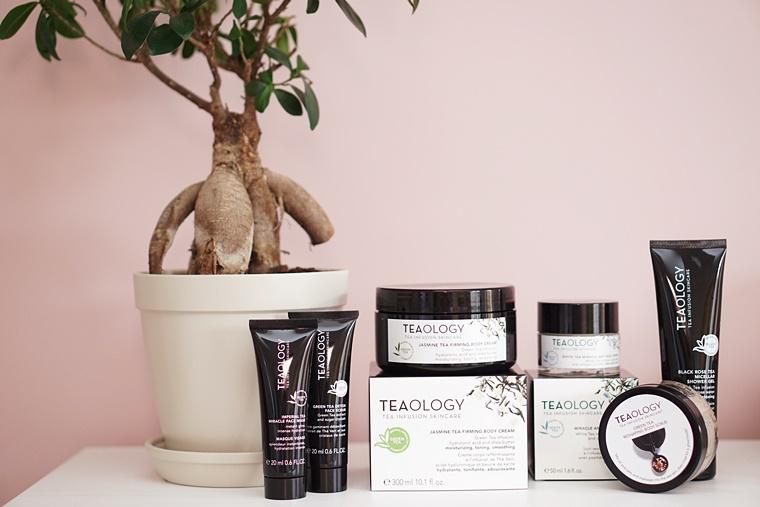 teaology tea infusion skincare 1 - Nieuw beautymerk | Teaology
