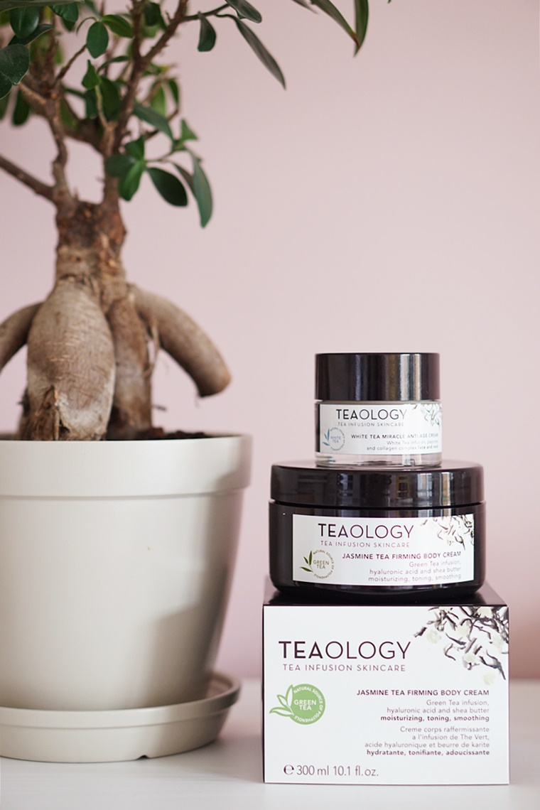 teaology tea infusion skincare 5 - Nieuw beautymerk | Teaology