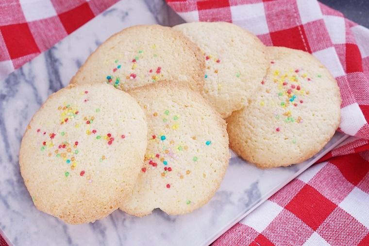 gomma koekjes recept