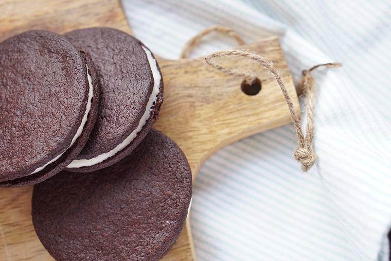 Oreo koekjes recept