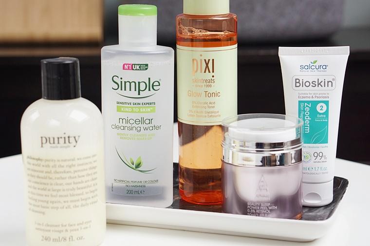 gezichtsverzorging routine droge gevoelige huid 1 - Beauty Talk #19 | Mijn huidige verzorgingsroutine