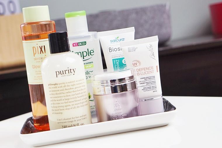 gezichtsverzorging routine droge gevoelige huid 3 - Beauty Talk #19 | Mijn huidige verzorgingsroutine