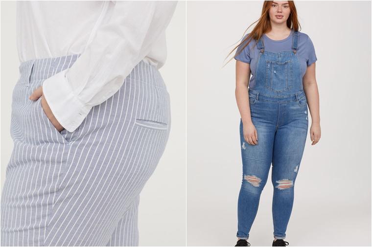 hm plus size nieuwe stijl 13 - Hoera voor de H&M Plus Size nieuwe stijl!
