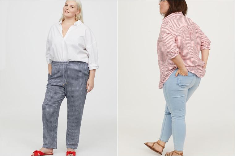hm plus size nieuwe stijl 17 - Hoera voor de H&M Plus Size nieuwe stijl!