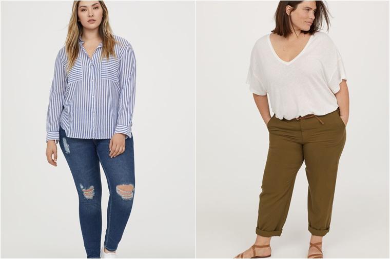 hm plus size nieuwe stijl 23 - Hoera voor de H&M Plus Size nieuwe stijl!