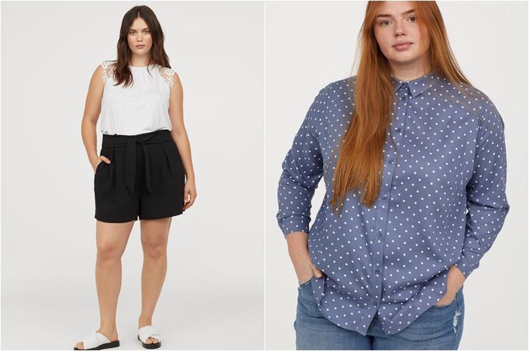 hm plus size nieuwe stijl 25 - Hoera voor de H&M Plus Size nieuwe stijl!