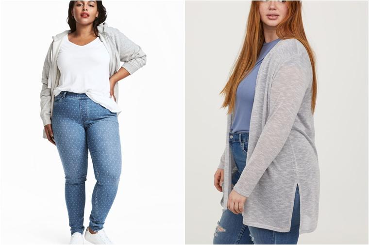 hm plus size nieuwe stijl 34 - Hoera voor de H&M Plus Size nieuwe stijl!