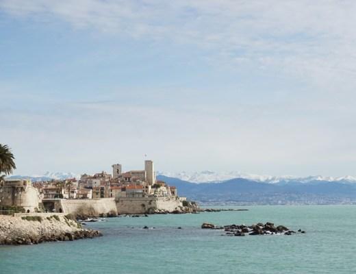 Antibes, Frankrijk, reisverslag