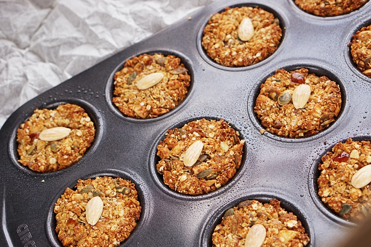 breakfast bars recept 1 - The Cookie Bakery | Breakfast bars