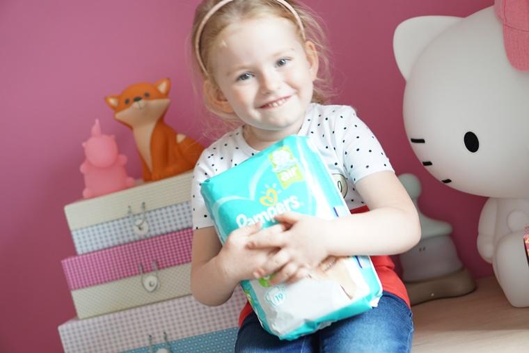 pampers baby dry 1 - Mama & Kind | De nieuwste Pampers Baby-Dry luiers