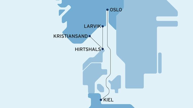 met de boot naar noorwegen 2 - Travel | Met de boot naar Noorwegen