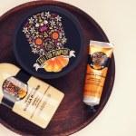 The Body Shop Vanilla Pumpkin (Halloween collectie)