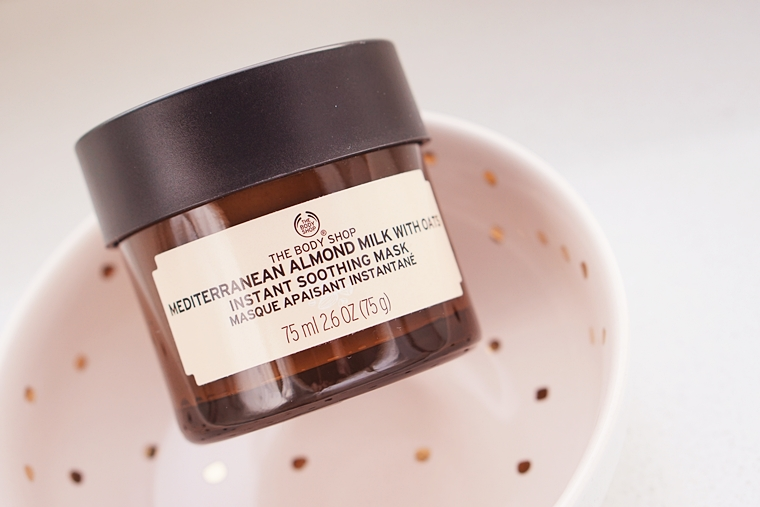 The Body Shop instant soothing mask review