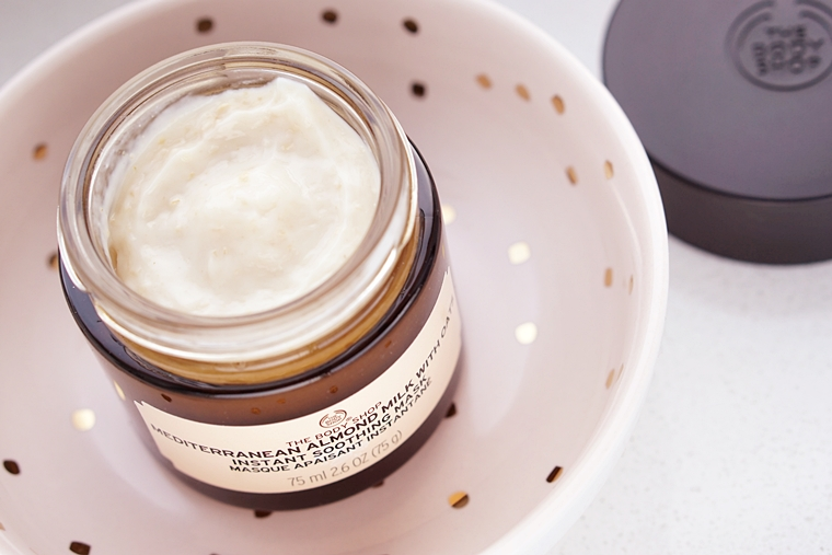 the body shop instant soothing mask 3 - The Body Shop Instant Soothing Mask