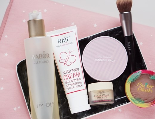 favoriete beautyproducten november