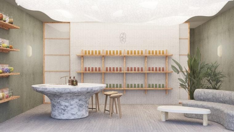 weleda city spa 1 - Weleda opent 3 City Spa's in Nederland
