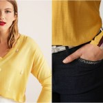 Fashion | A touch of colour – Yellow!