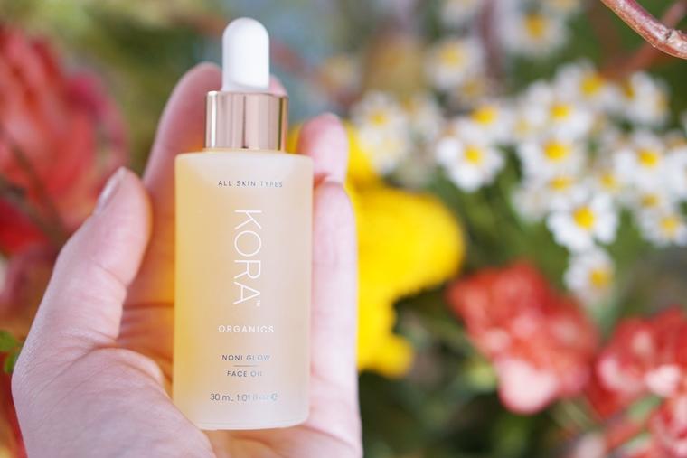 kora organics noni face glow review 2 - Skin Saver | KORA Organics Noni Glow face oil