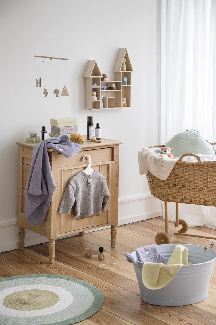 sostrene grene kinderkamer collectie 4 - Søstrene Grene lanceert verzorgingsproducten voor baby's & kinderkamer collectie