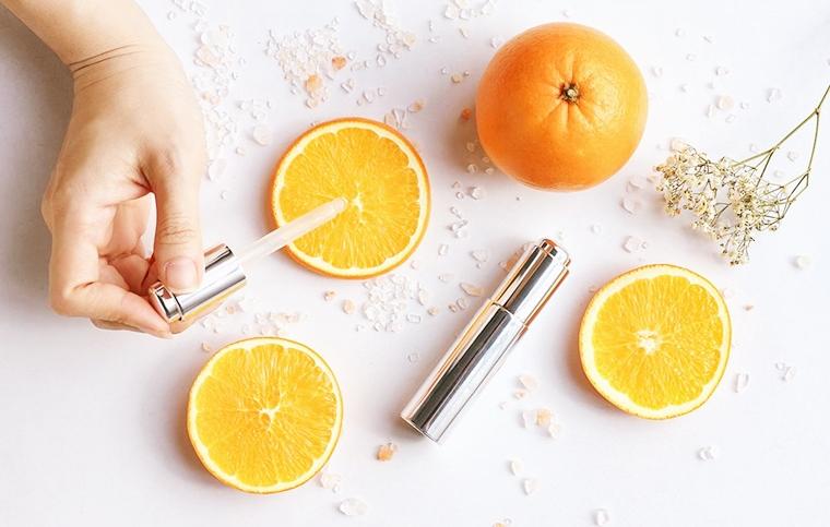 vitamine c voor je huid