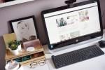 Interieur | Mijn nieuwe home office (& win een Logitech pakket t.w.v. €540,-)