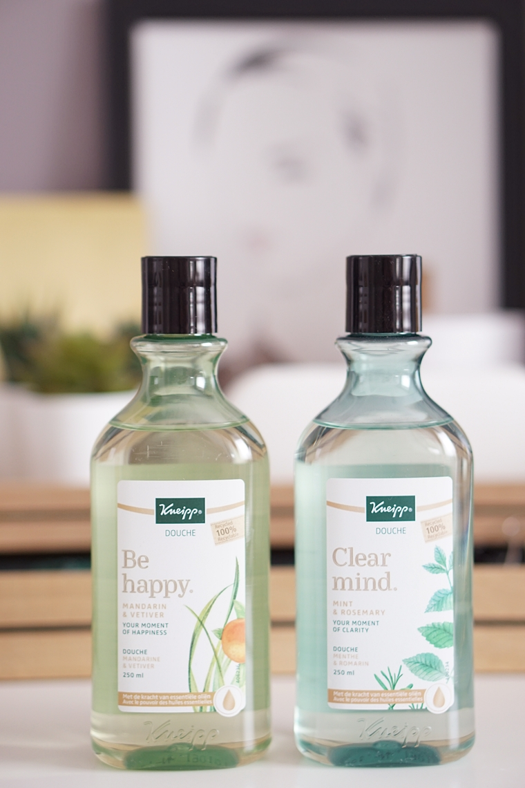 Kneipp Be Happy & Clear Mind douchegel
