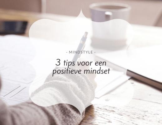 positieve mindset tips