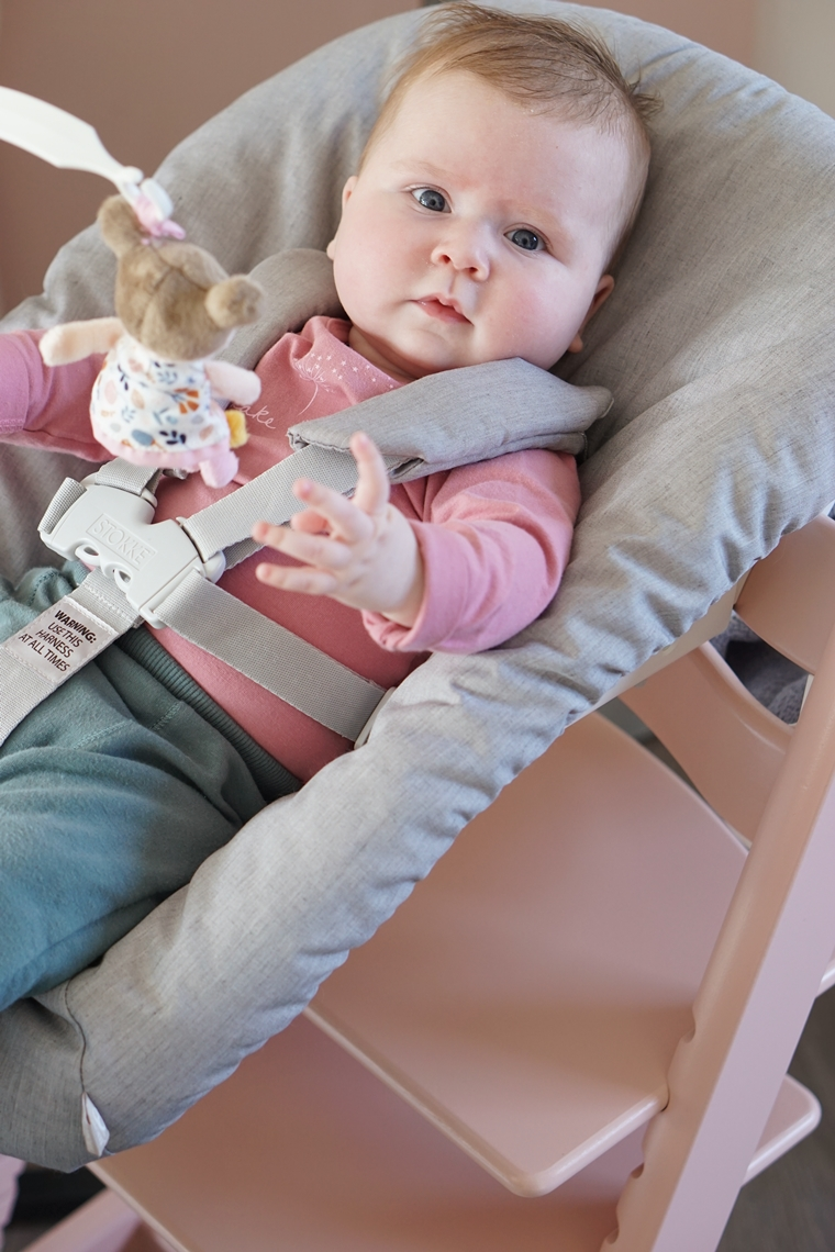 stokke tripp trapp newborn set storage 4 - Baby musthave | De Stokke Tripp Trapp kinderstoel