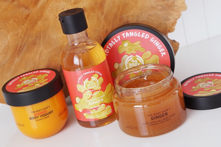 the body shop energising ginger 1 - The Body Shop Energising Ginger