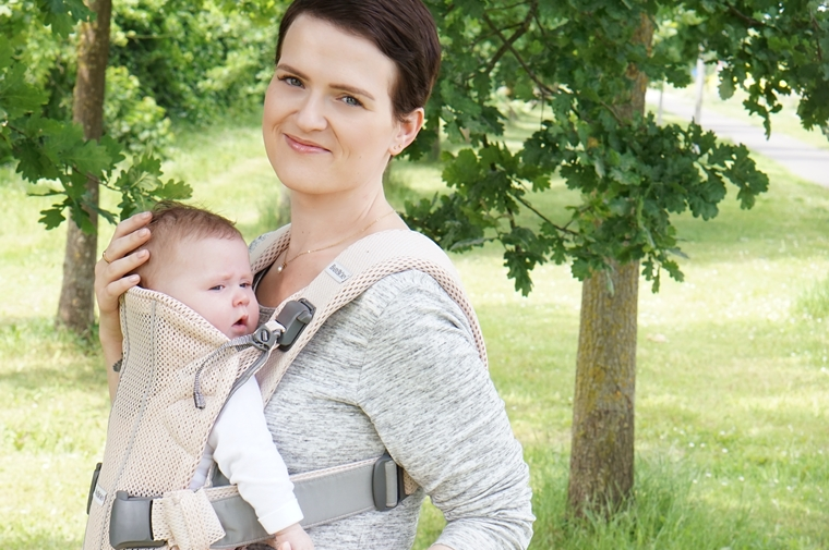 babybjorn one air review 1 - Baby musthave | BabyBjörn One Air draagzak